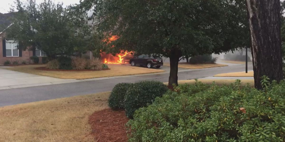 Fire guts New Hanover County home