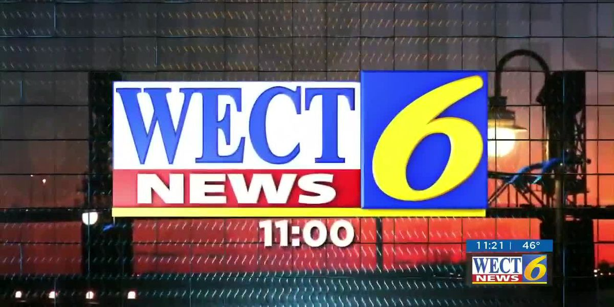 WECT News at 11pm: Friday Edition - Part 3