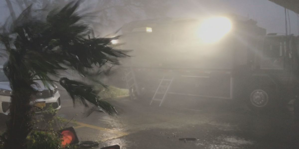 Suicide latest storm death in North Carolina from Hurricane Florence