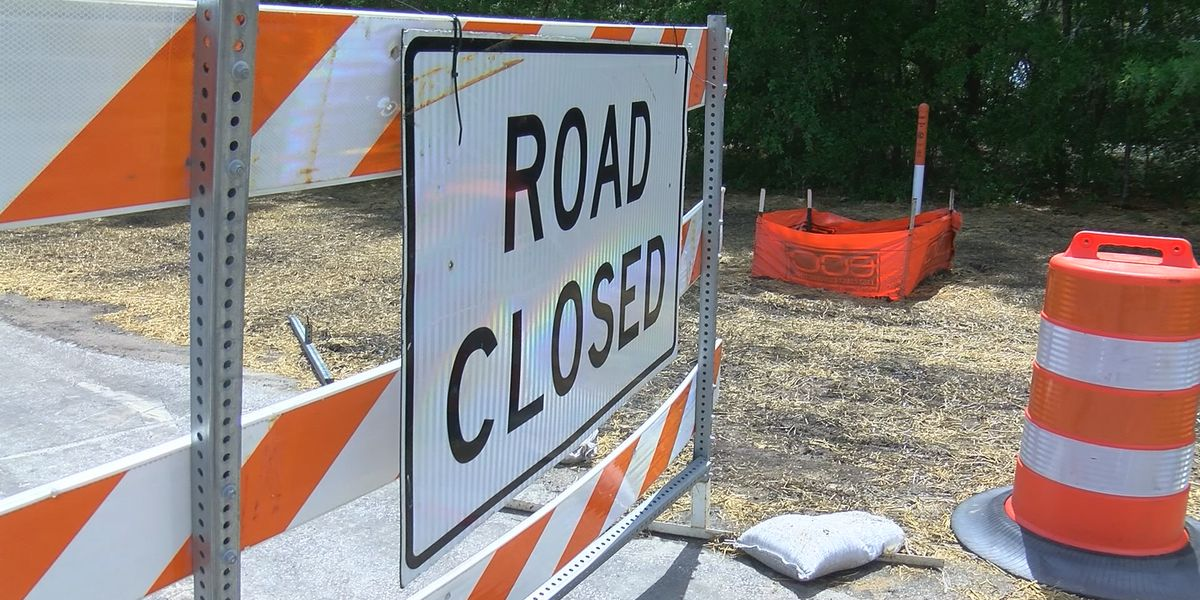 River Road culvert replacement among Hurricane Florence recovery projects