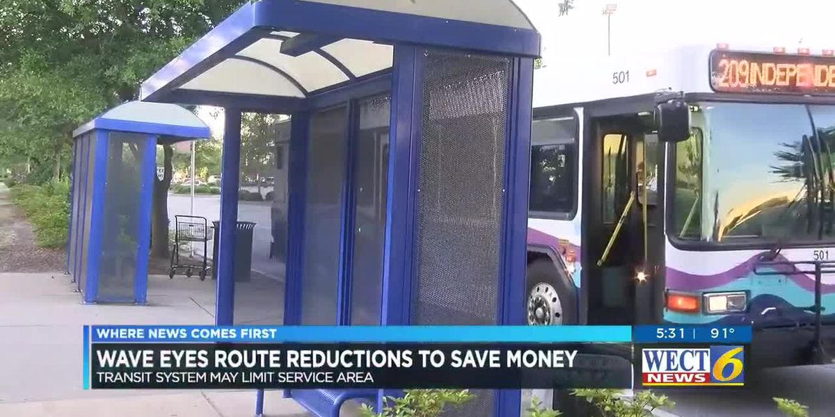 Wave Transit users pleaded to leaders to save the Brunswick Connector