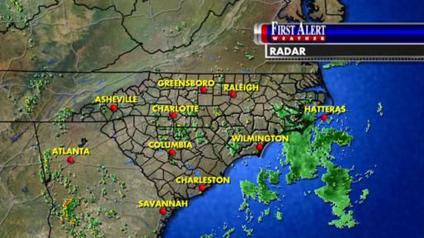 Snow, sleet, rain as winter storm moves into NC