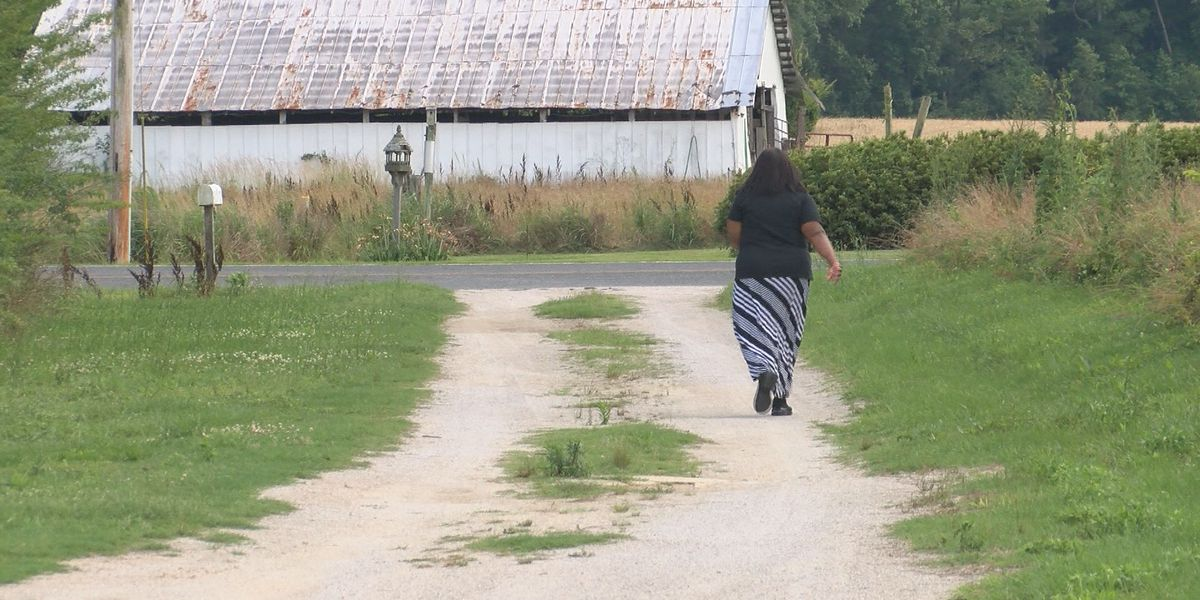 Columbus County woman says battle with COVID-19 changed her life for the better