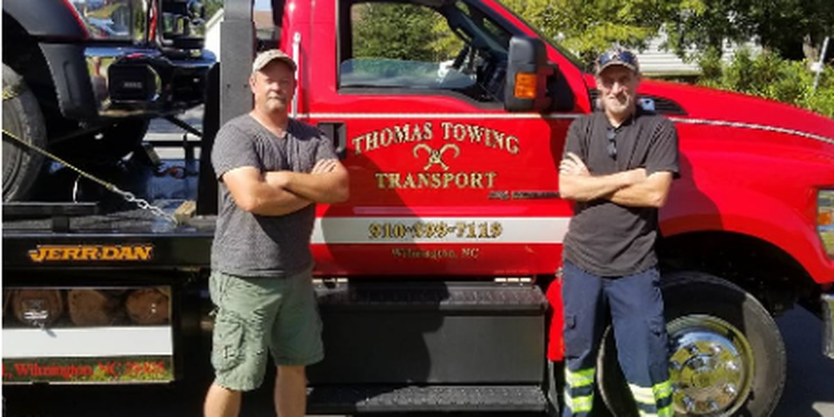 Wilmington towing company headed to Texas for post Harvey relief