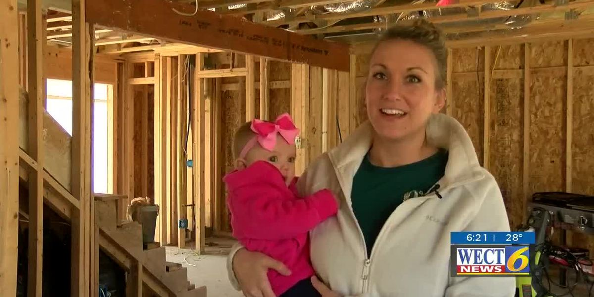 Government shutdown affects family's rebuilding efforts after hurricane