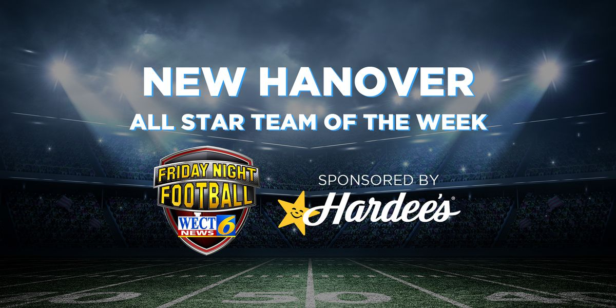 New Hanover named WECT All Star team of the week