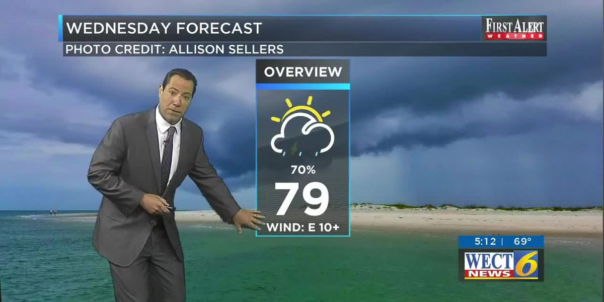 Your First Alert Forecast from Wed. morning, May 27, 2020