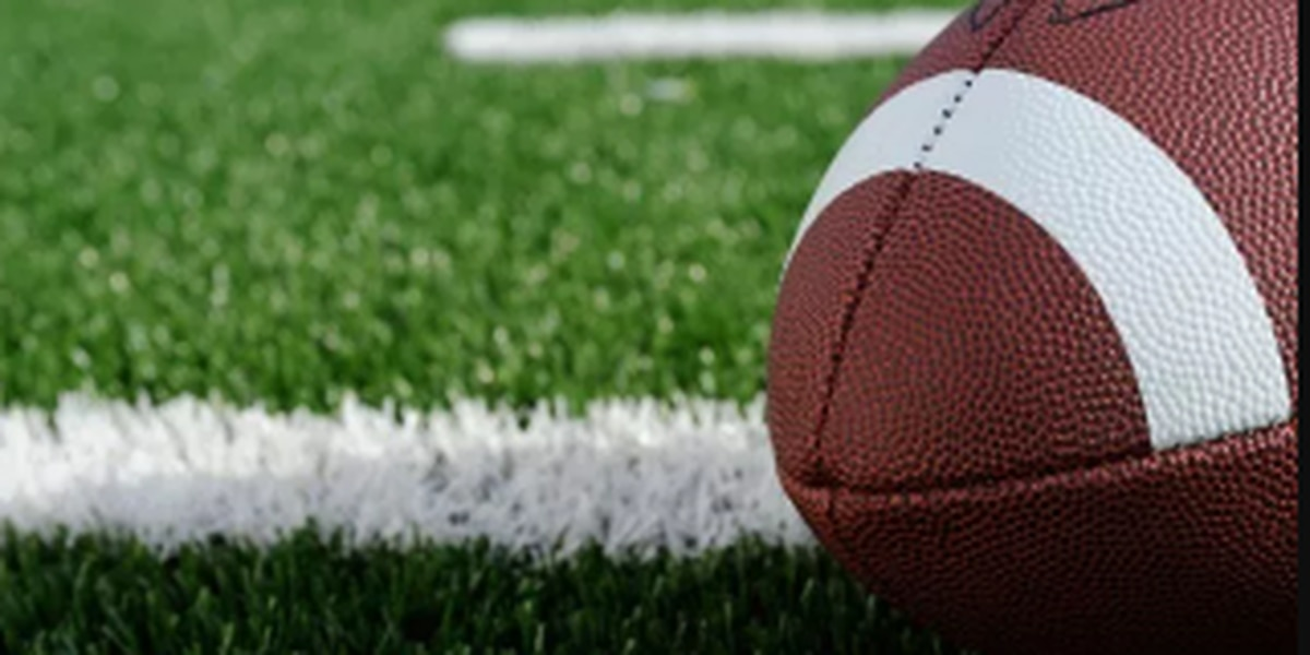 Tuesday high school football schedule