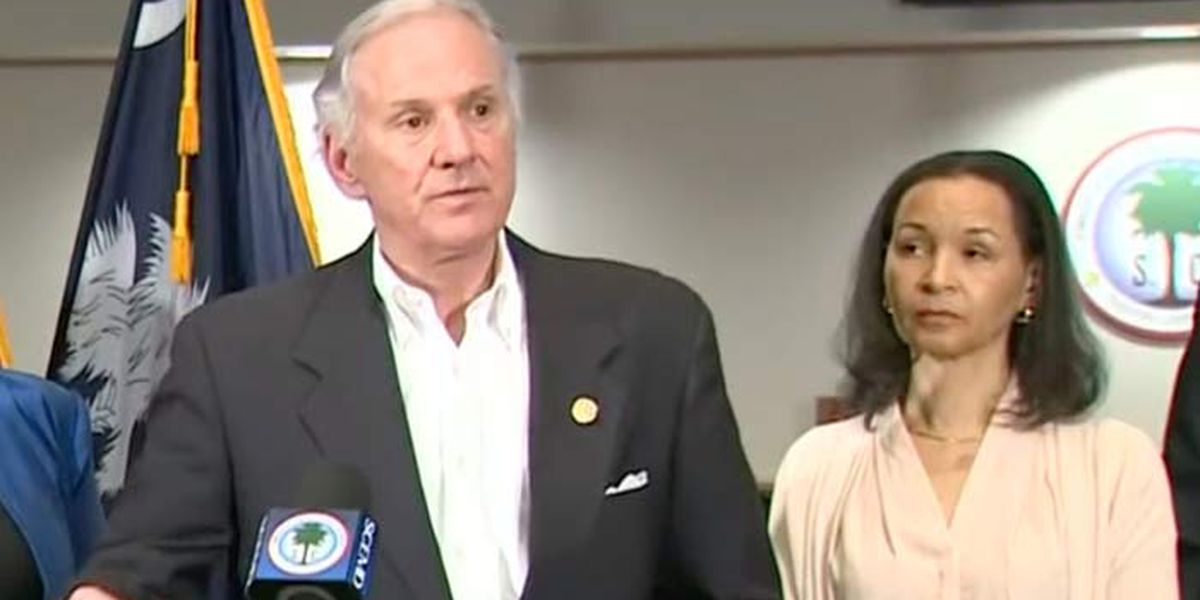 Gov. McMaster orders closure of S.C. K-12 schools, colleges through end of March