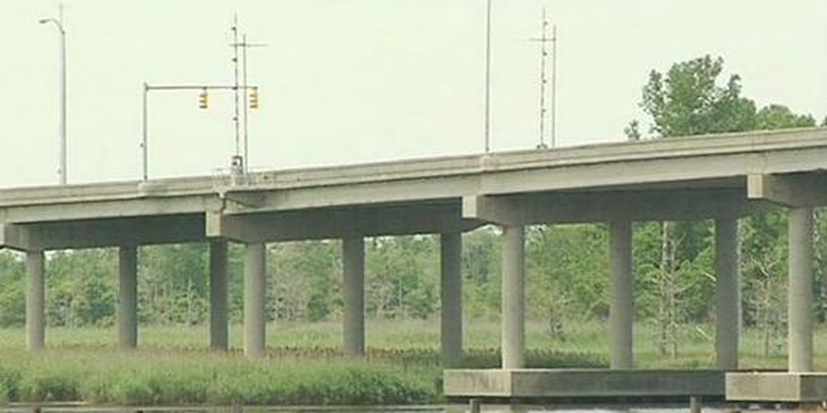 Nightly closures on Isabel Holmes Bridge to begin tonight