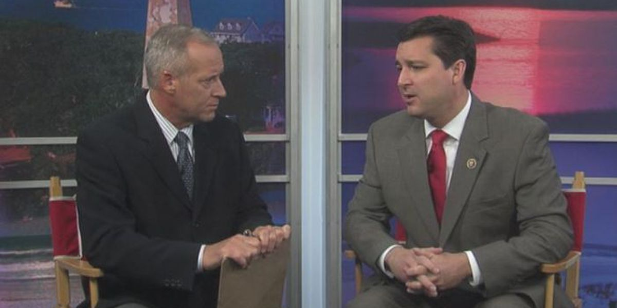 """""""A Closer Look"""" - Rep. Rouzer on HB2, Trump and troubles at the V-A"""