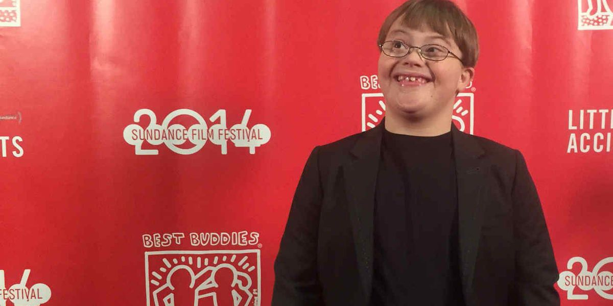 10-year-old Wilmington actor graces red carpet