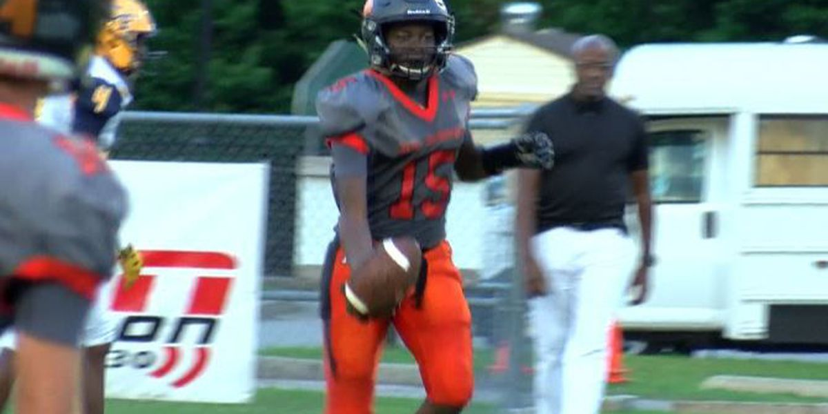 New Hanover's Jalen Gore named WECT Athlete of the Week