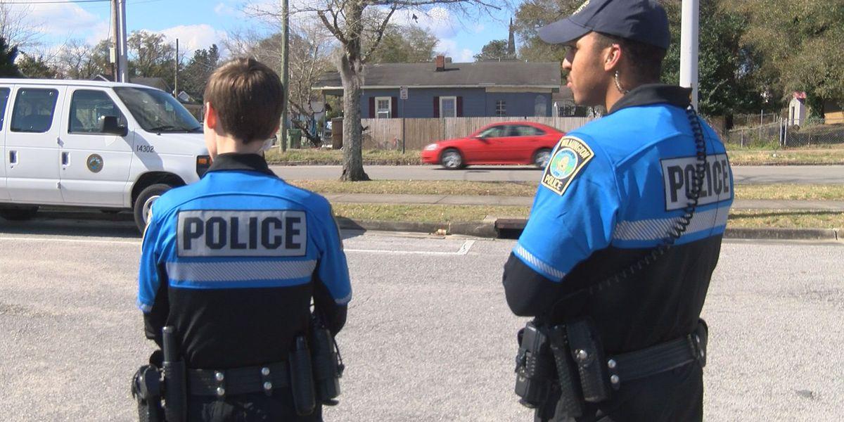 Wilmington Police increase area foot patrols