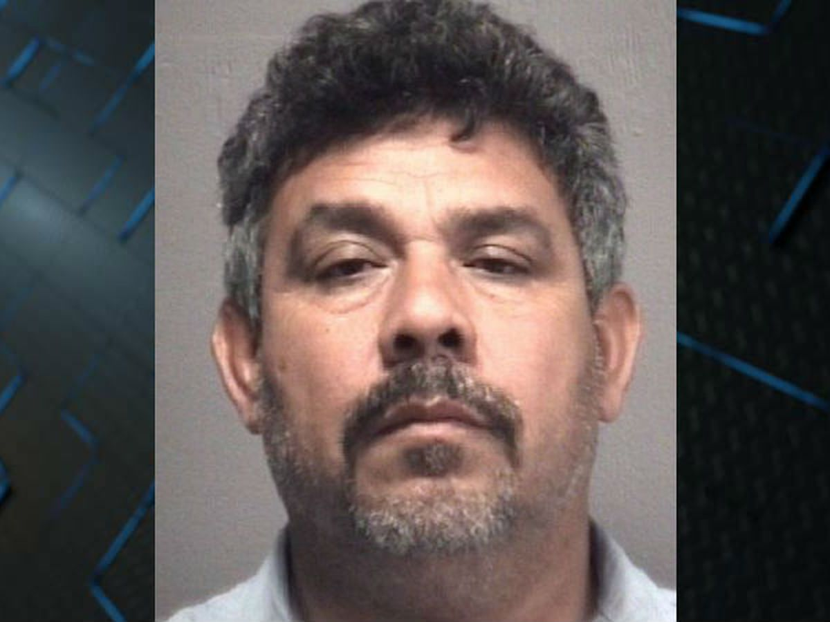 Two-week investigation leads to man's arrest on cocaine, meth charges