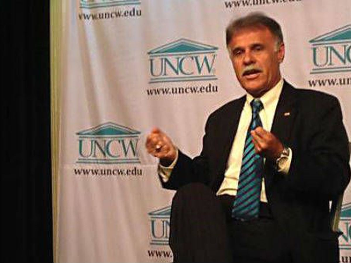 """Dr. Jose Sartarelli: How UNCW is dealing with coronavirus outbreak (""""1on1 with Jon Evans"""" podcast)"""