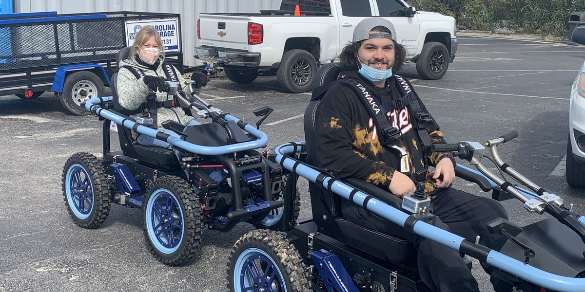 Non-profit creates adventure opportunities for people with physical disabilities