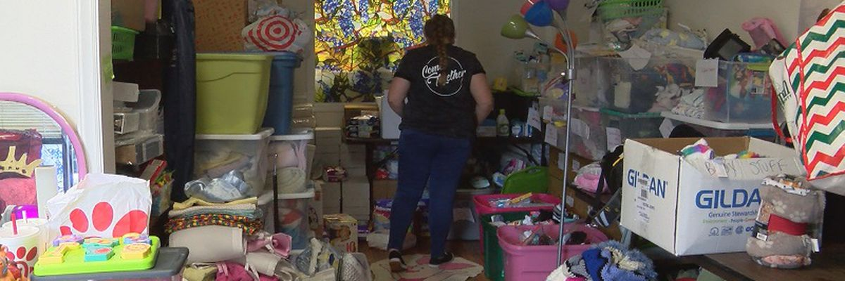 Foster Pantry opens its doors for even more families in need