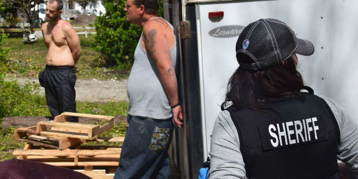 Suspects arrested following meth lab bust are denied bond