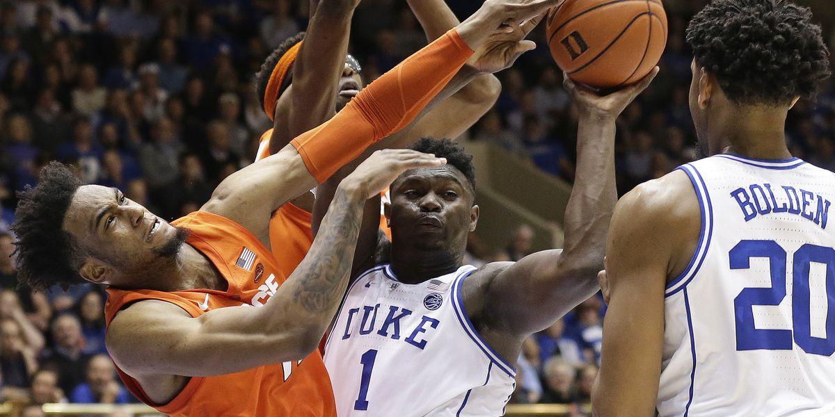 Syracuse knocks off No. 1 Duke in overtime