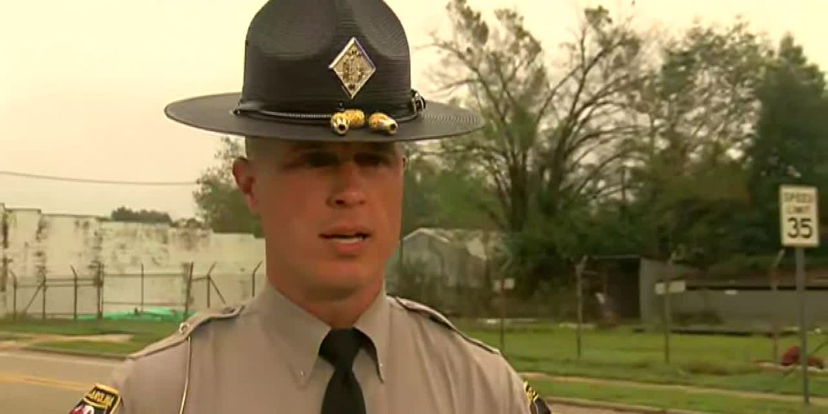 RAW: Media update on state trooper death