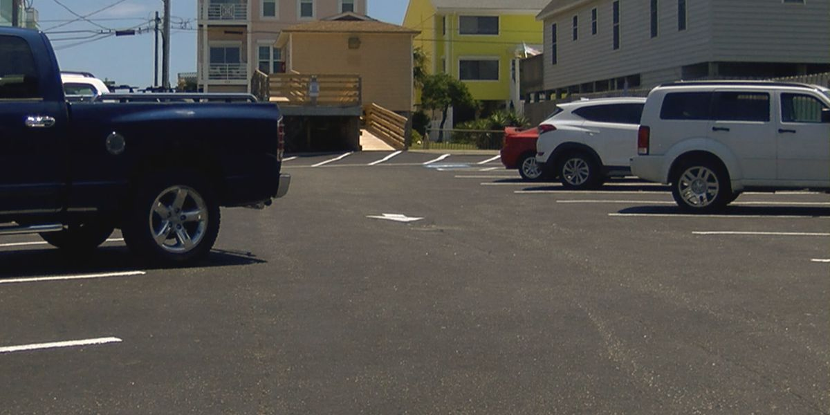 Paid parking in Carolina Beach to begin one month early