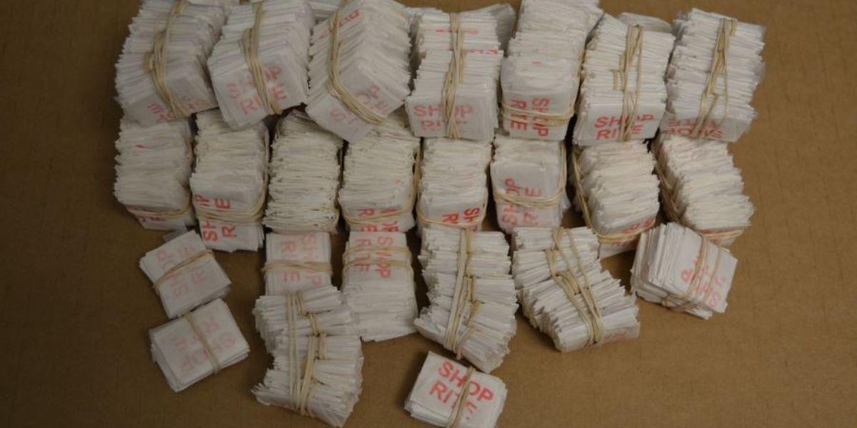 New Hanover deputies arrest trio on I-40 for transporting heroin, ecstasy