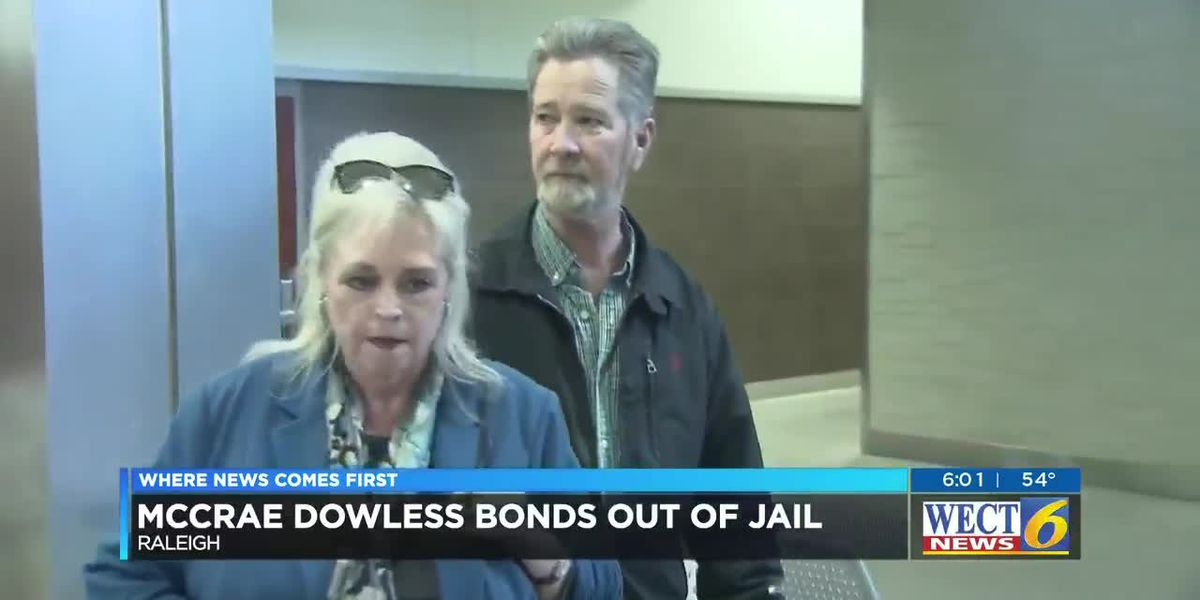 Dowless bonds out of jail