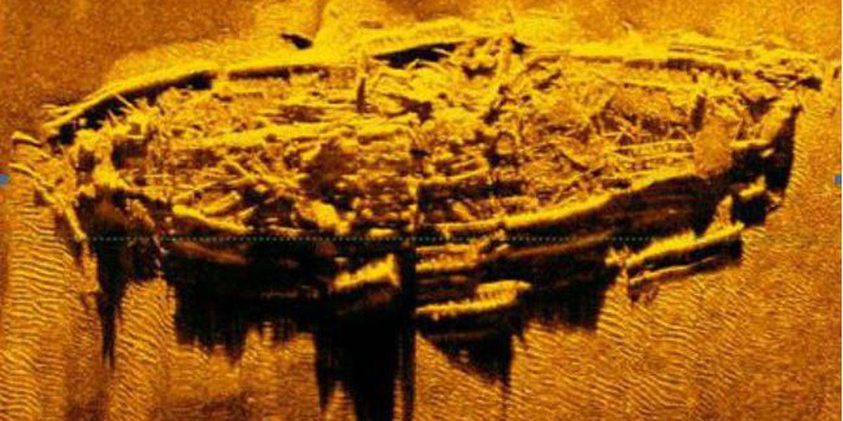 Charlotte Fire Dept. to provide 3D sonar imaging to identify apparent Civil War-era blockade runner
