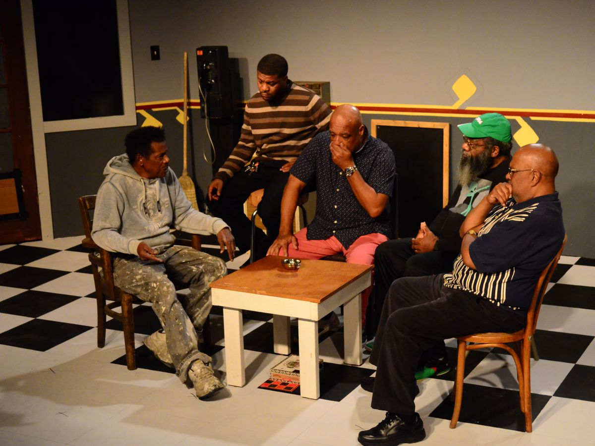 'Jitney' explores the issues of gentrification, reconciliation and survival for African Americans in the 1970s