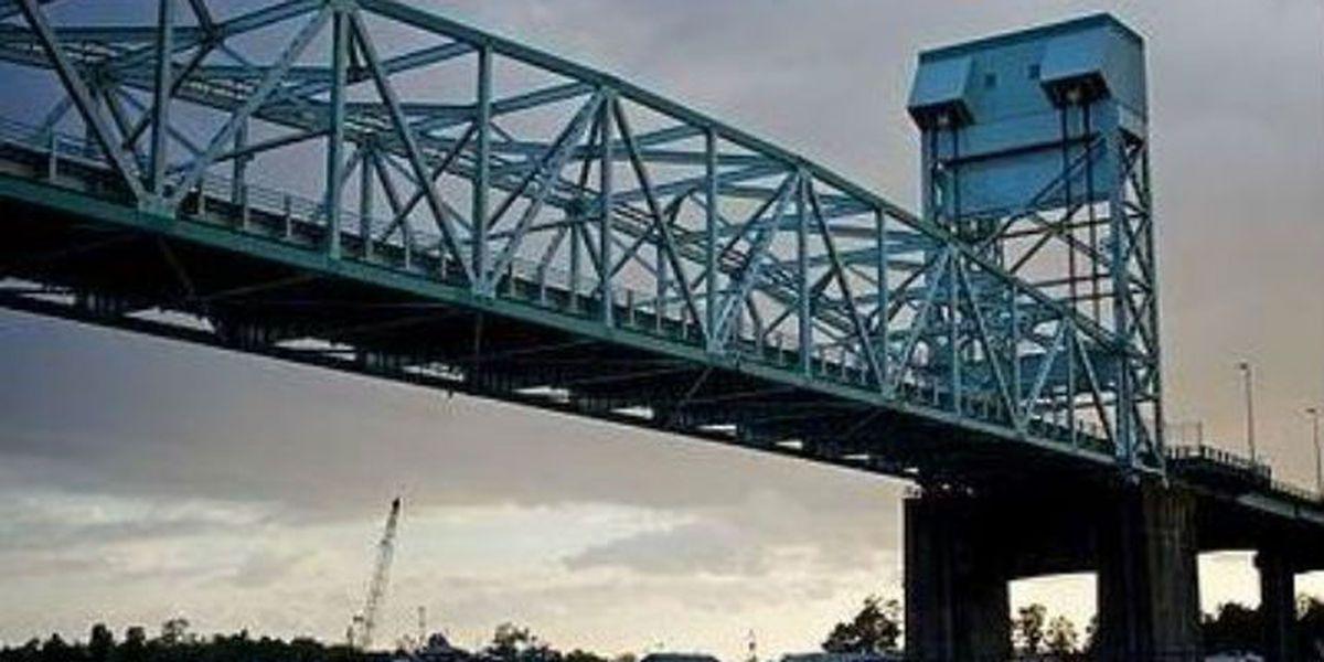 Inspections of Cape Fear Memorial Bridge to require lane closures
