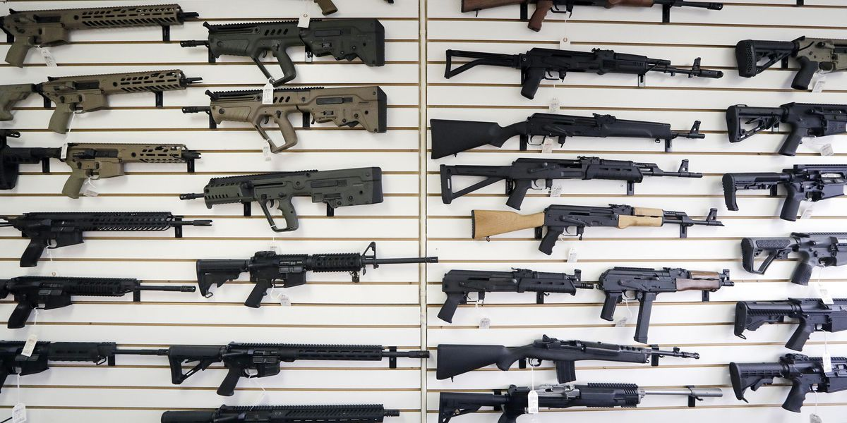 GOP state lawmakers seek to nullify federal gun limits