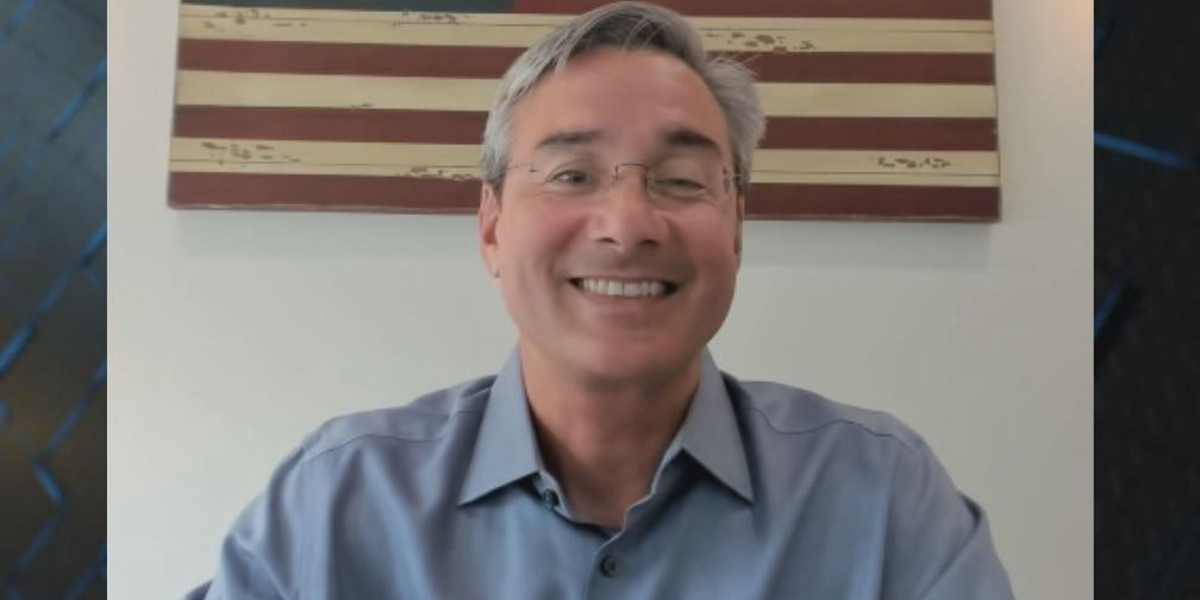 Michael Lee is the republican candidate running for NC Senate in District 9