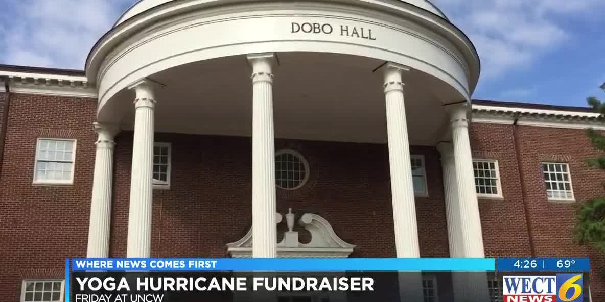 Down dogs will help UNCW students get back up
