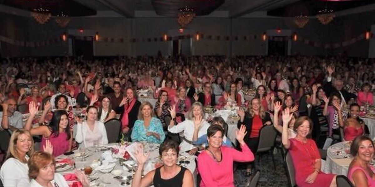 Pink Ribbon luncheon set to be one of the most unique in 18 year history