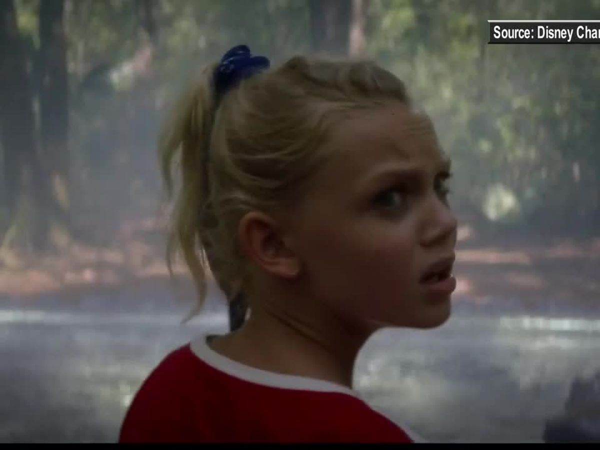 Young actress from Southeastern North Carolina stars in new Disney Channel series