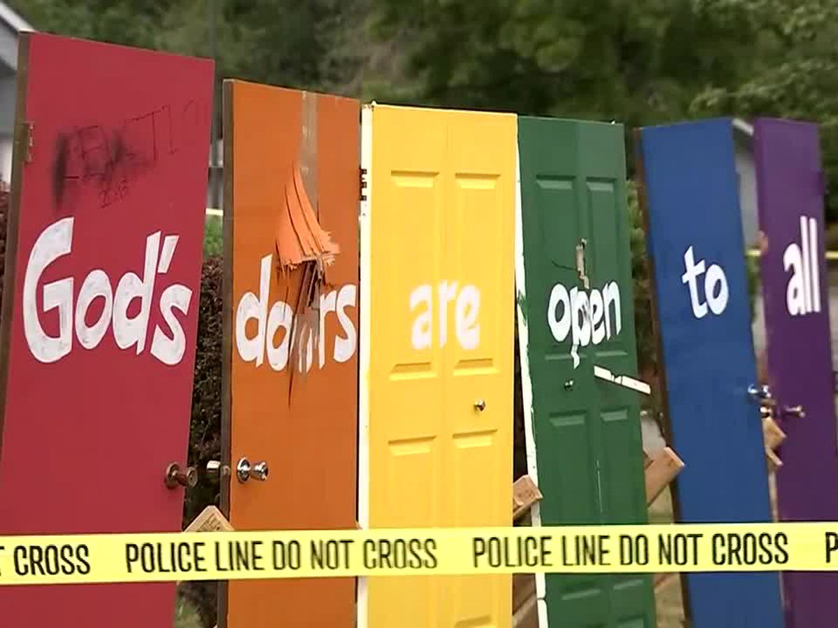 Explosion at Wash. church Pride Month display investigated as possible hate crime
