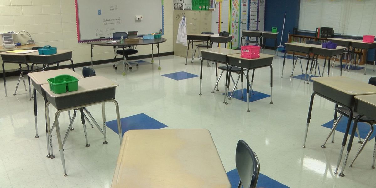 New Hanover County Schools prepare for elementary school students to return full-time
