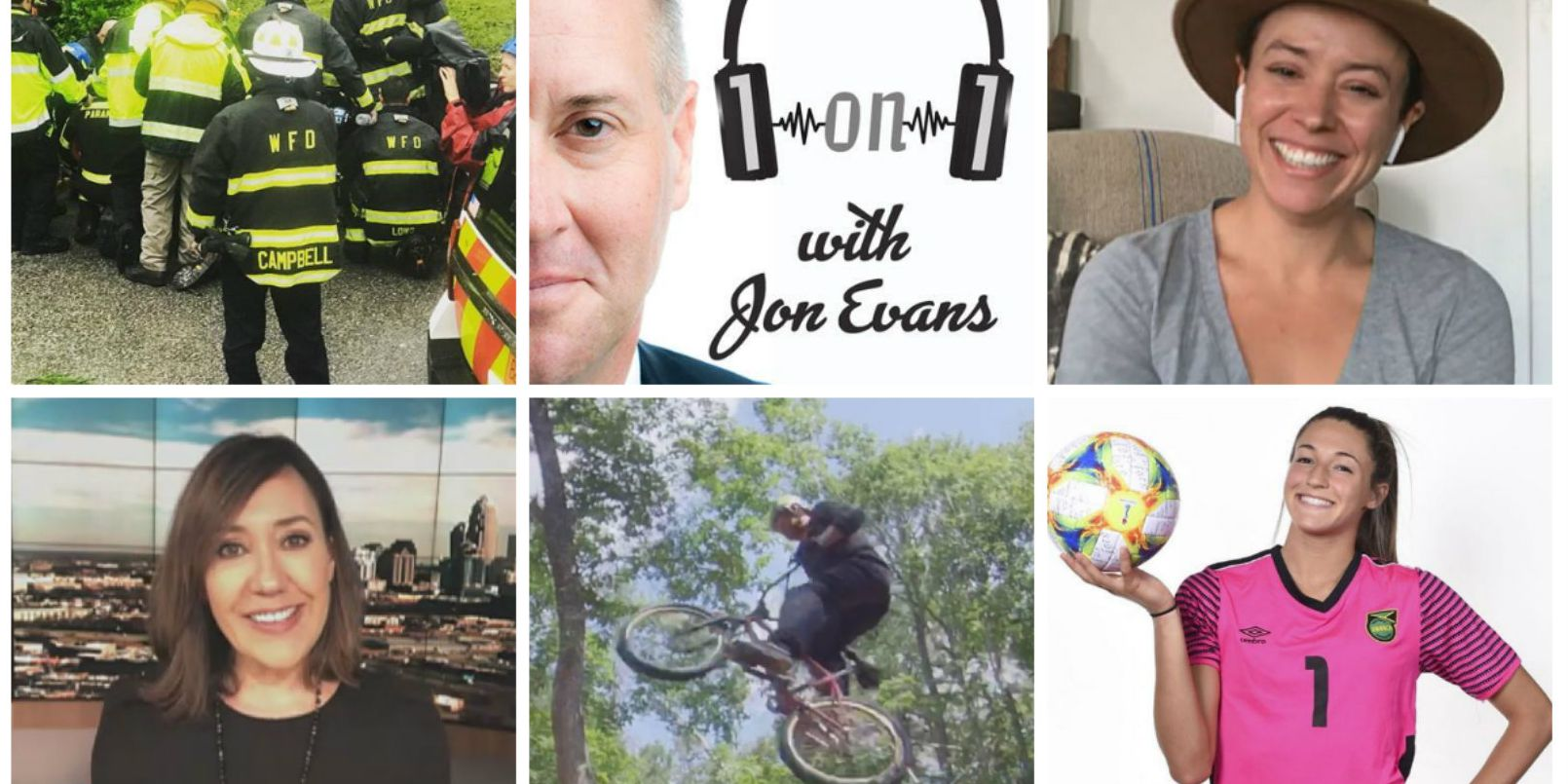 "2019 in review: Did you hear what they said? (""1on1 with Jon Evans"" podcast)"
