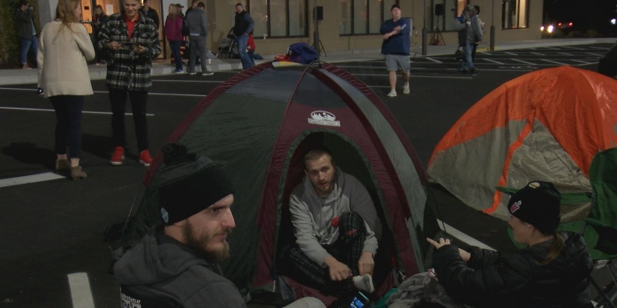 Chick-fil-A set to open long-awaited Leland location with campout party