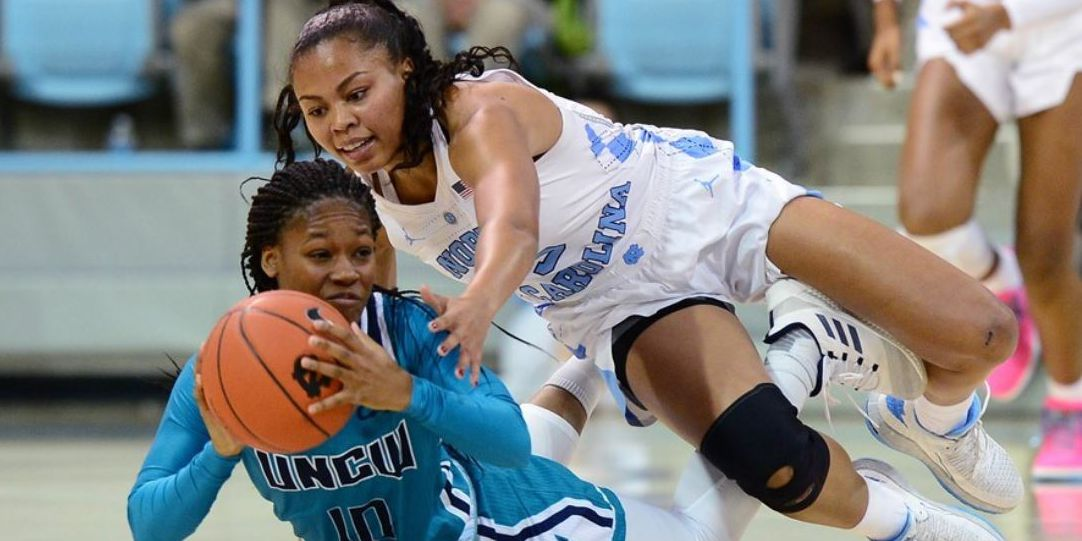 North Carolina women cruise past UNCW