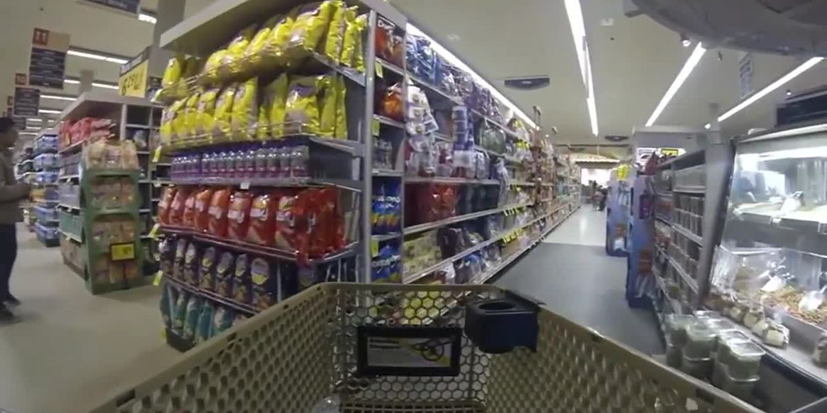 Prices rise at grocery store amid food supply chain disruptions