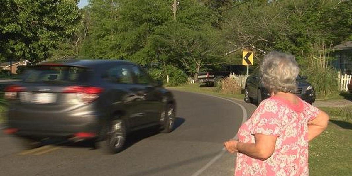 Wilmington woman pleads for speed bumps after countless crashes at her home