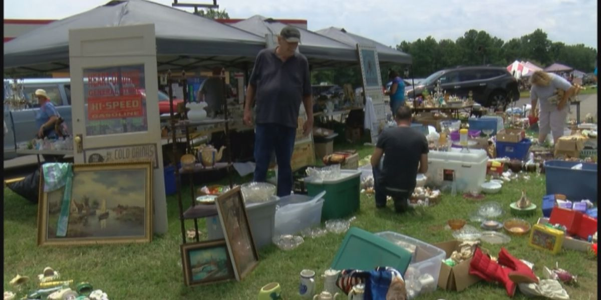 Yard sales August 24