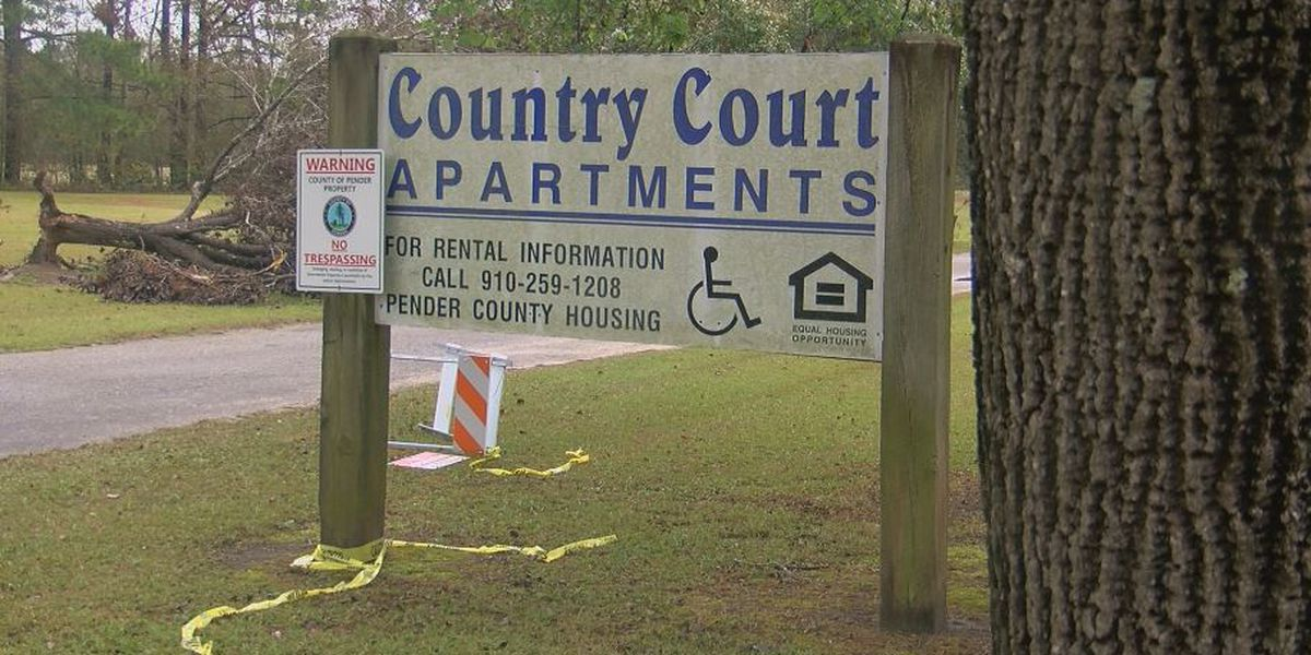 'There was already a problem brewing': Pender Co. in desperate need of affordable housing after Florence