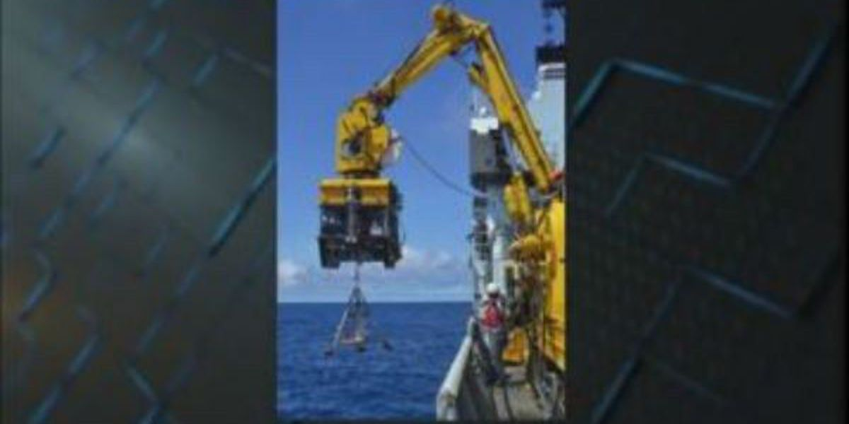 First at Four: UNCW professor researches underwater volcano