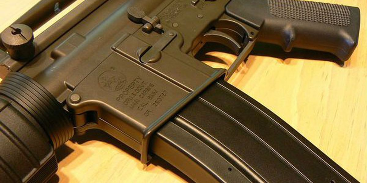 ATF offers reward for info on automatic rifle stolen from WPD officer
