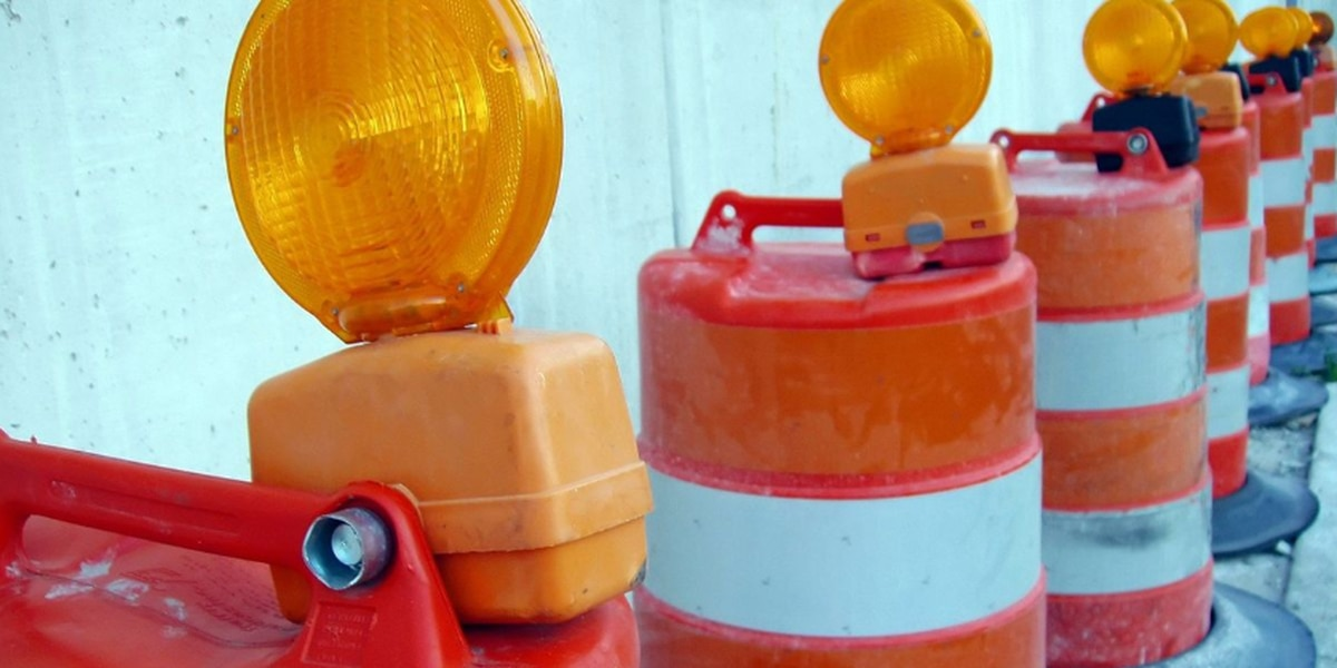 Overnight I-40 ramp closures scheduled in New Hanover Co.