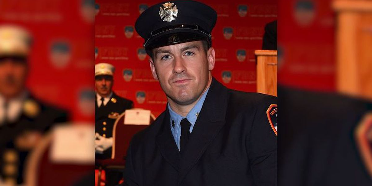 New York City firefighter plunges to death from overpass