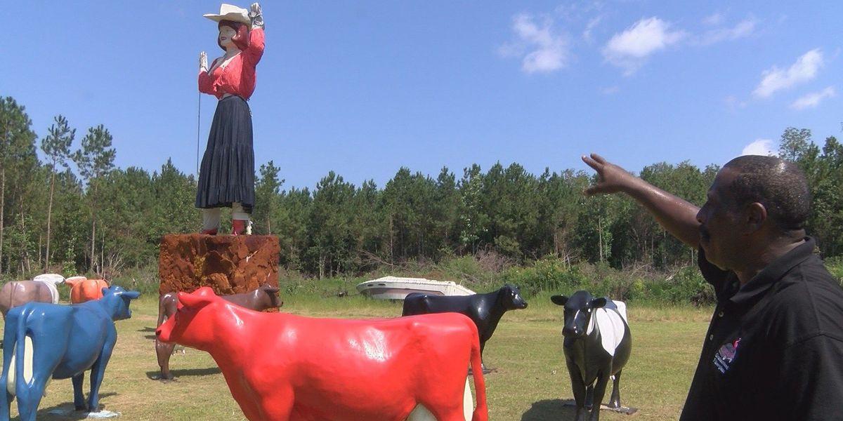 Grahamland: one man's dream for a Columbus County amusement park